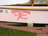 Great addition to a pink boat